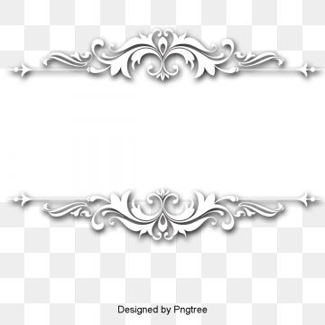Continental Exquisite Three Dimensional Pattern White Border Continental Fine Three Dimensional Png Transparent Clipart Image And Psd File For Free Download Simple Background Images Gold Frame Dimensional Patterns