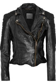 8cff88cb5a8 Arrow Mens Vintage Leather Biker Jacket - uoiuouiwe