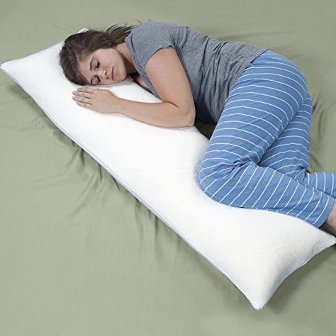 Memory Foam Body Pillow, Bed Pillows