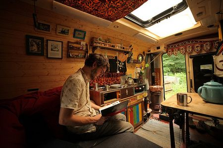10 Coolest Homes Made From Vehicles