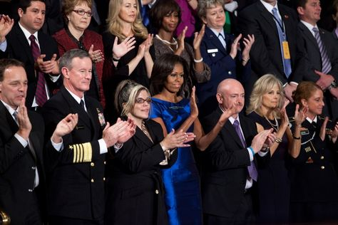 What does it mean if you get invited to sit with the First Lady at the State of the Union?  More than you think!