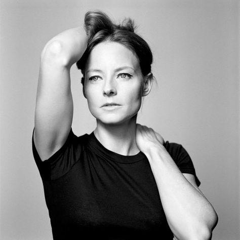 Jodie Foster: Alicia Christian Foster (born November 19, 1962) by Brigitte Lacombe.