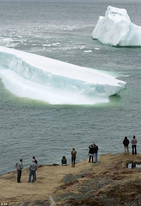 http://www.zimbio.com/Newfoundland/articles/90y43IHl8-y/Salmon+Fishing+Holidays+Canada+Port+Hope+Simpson or seascapes.  icebergs passing near St. John's, Newfoundland, and Labrador.