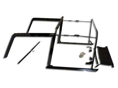 Soft Top Hardware Kit 87 95 Jeep Wrangler Yj Jeep Wrangler Jeep Wrangler Soft Top Jeep Wrangler Yj