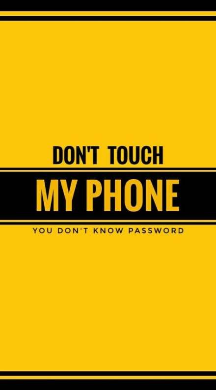 Home Screen Wallpapers Aesthetic Yellow 40 Ideas Dont Touch My Phone Wallpapers Phone Wallpaper For Men Phone Wallpaper Images Iphone lock screen wallpaper iphone 40