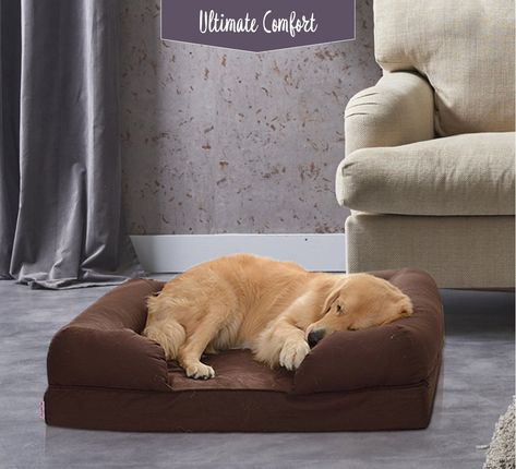 Petlo Orthopedic Pet Sofa Bed Dog Cat Or Puppy Memory Foam Mattress Comfortable Couch For Pets With Removable Wash Pet Sofa Bed Dog Sofa Bed Comfortable Couch