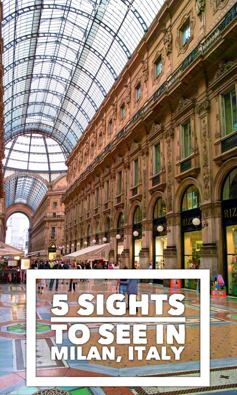 5 things to see when you visit Milan - Hand Luggage Only - Travel, Food & Photography Blog
