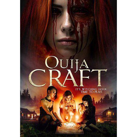 Ouija Craft Dvd Walmart Com In 2021 Ouija Latest Horror Movies Horror Movies