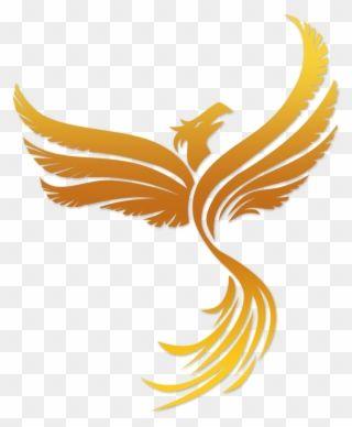 Phoenix Bird Vector Png Clipart Phoenix Bird Clip Art Phoenix Vector