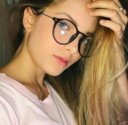 Pin On Glasses Girls B Ii