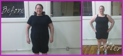 I lost 19.1 pounds in 63 days :) www.tabithashealthyliving.com