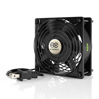 Axial 1238 Muffin 120v Ac Cooling Fan 120mm X 120mm X 38mm Ac Infinity In 2020 Exhaust Fan Exhaust Fan Kitchen Best Laptops