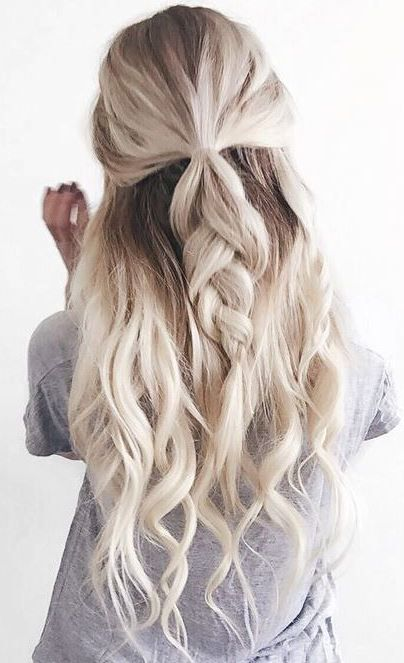 Spring Hairstyles For Long Hair Hair Styles Winter Hairstyles Hair