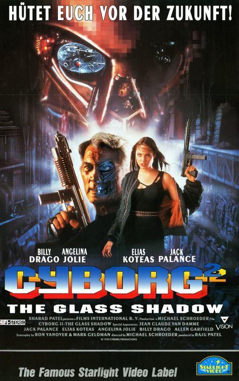 Cyborg 2 The Glass Shadow 1993 Cyborg Movie Classic Sci Fi