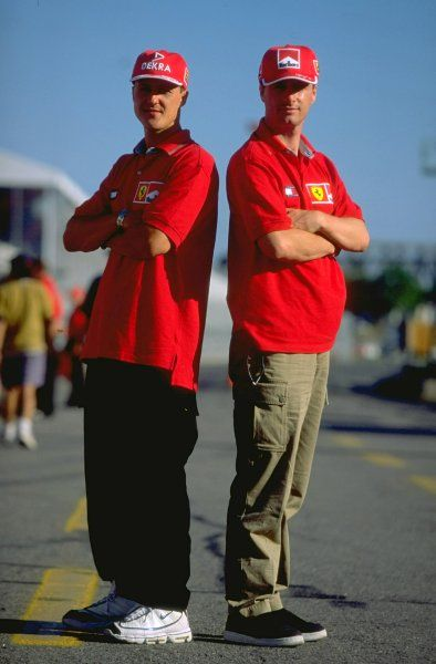 ¿Cuánto mide Michael Schumacher? - Altura - Real height 513c4ca144fce3eed969b625bafa81dc--tennis-the-late