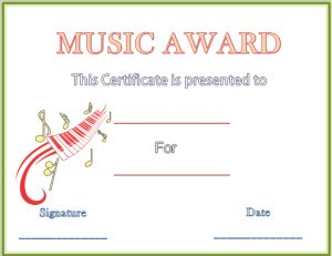 The award certificate should is designed for the school the award certificate should is designed for the school administration for the motivation of students the parents can also prepare a classical mus yelopaper Images