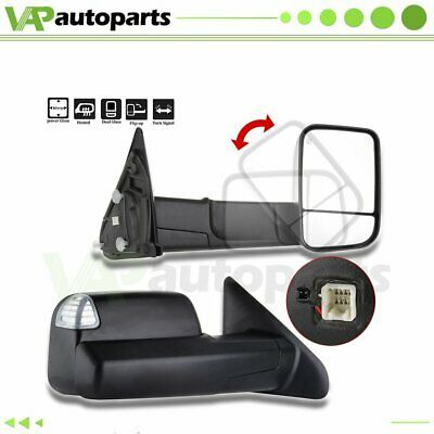Sponsored Ebay For 02 08 Dodge Ram 1500 03 09 2500 3500 Power Heated Signal Tow Mirrors Pair In 2020 Dodge Ram 1500 Dodge Ram Ram 1500