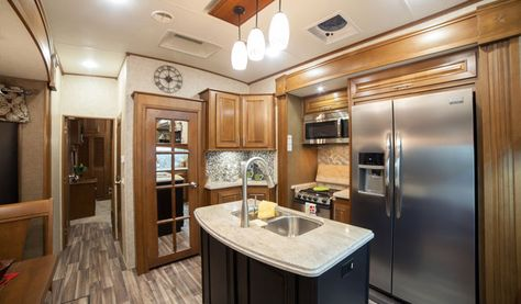Front Living Room 5Th Wheel Open Range 3X 377Flr Fifth Wheel For Adorable Fifth Wheel Campers With Front Living Rooms Design Decoration