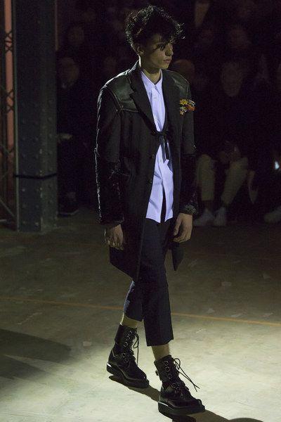 Comme des Garçons Homme Plus Fall 2016 Menswear Collection Photos - Vogue