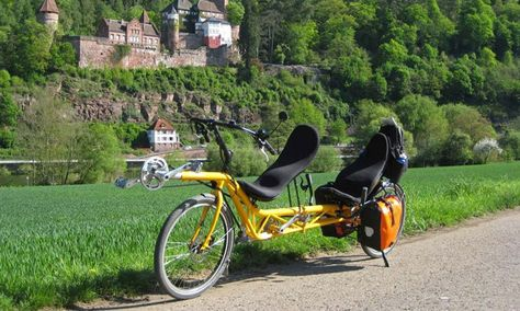 Need Some Together Time On A Bicycle Built For Two Nazca Is