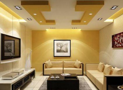 ديكورات أسقف جبس بسيطة House Ceiling Design Living Design Ceiling Design Modern
