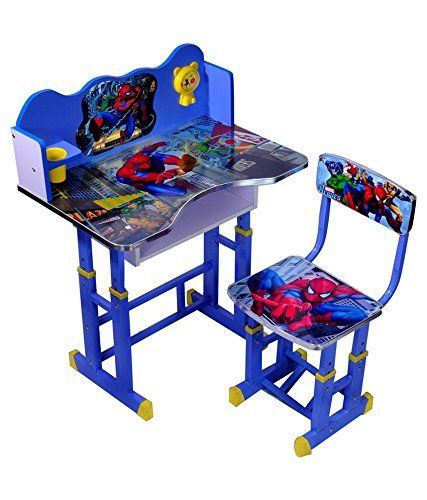 Kids Toddler Table And Chair Set Study Table Chair Wooden