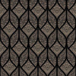 Mercer41 Trotman Art Deco Removable Peel And Stick Wallpaper Panel Wayfair Peel And Stick Wallpaper Wallpaper Roll Wallpaper