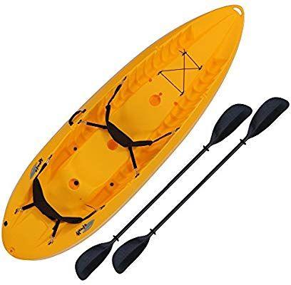 Amazon com : Lifetime 90118 Manta Tandem Sit on Top Kayak