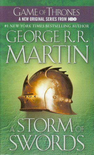 George R. R. Martin - A Song of Ice and Fire 3. A Storm of Swords