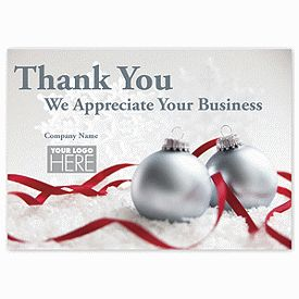 Deluxe business christmas cards image collections card design and appreciate your business christmas cards image collections card ornamental appreciation holiday cards up13117 business thank you colourmoves