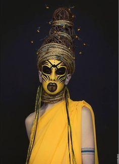9629b12d 17 Beyond Sickening New Looks from Clubkid/Artist Ryan Burke | make ...