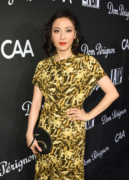 Constance Wu attends the 2018 LA Dance Project Gala at Hauser & Wirth.