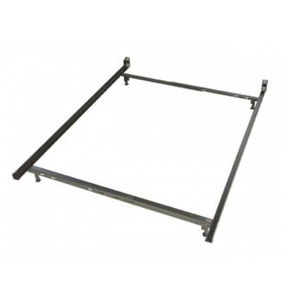 Glideaway Lb 24 Low Profile Twin Full Bolt Up Metal Bed Frame