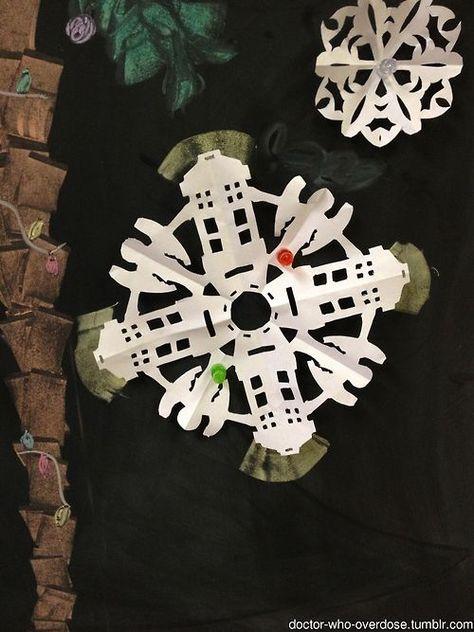 timey-wimey snowflake