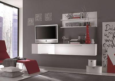 Parete Attrezzata Porta Tv Moderna.Parete Attrezzata Moderna Porta Tv Plasma Lcd Soggiorno Moderno