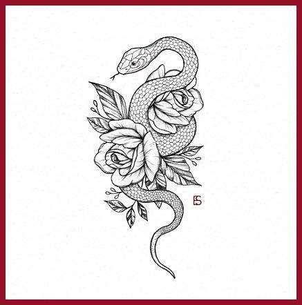 Tattoo Arm Schlange 47 Ideen Ankletattoos