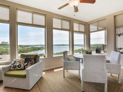 Luxury Majestic Condo On Table Rock Lake Main Channel View