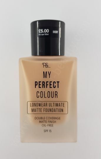 Estee Lauder Double Wear Vs Primark My Perfect Colour Stay Foundation Ingredient Analysis And A Chemist S Verdict Is It A Dupe