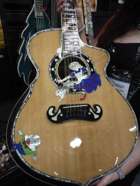 Merveilles du web - Pinterest - Page 5 514d076c93ea9dc8fafbd486ab22b292--inlays-acoustic-guitars