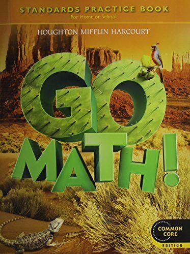 Free To Download Go Math Student Practice Book Grade 5 Pdf Epub