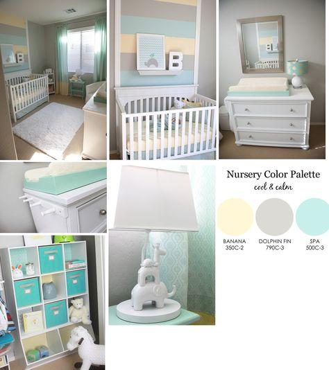 Boy Blue Nursery