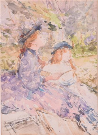 27 idées de Berthe Morisot | impressionnisme, peintre, peinture
