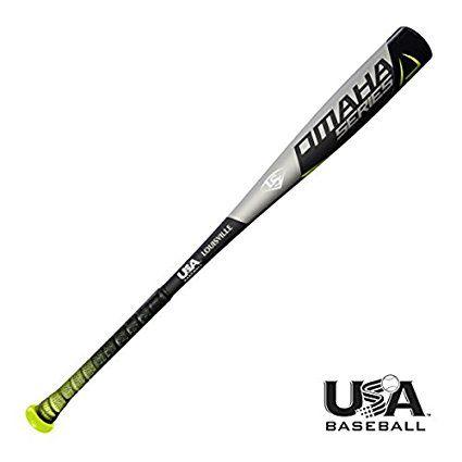 Louisville Slugger 2018 Usa Baseball Bat Omaha 31 Inch 21 Oz Usa Baseball Baseball Louisville Slugger