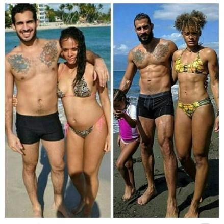 Fitness couples before and after 18  ideas