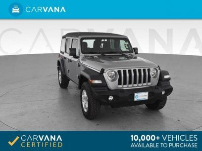 Used 2018 Jeep Wrangler 4wd Unlimited Sport For Sale In Atlanta