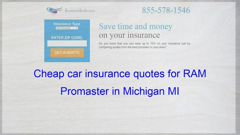 How To Find Affordable Insurance Rates For Ram Promaster Cargo Van