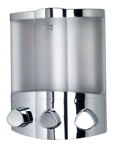 Bathroom Shampoo Shower Gel Liquid Soap Dispenser Pump Wall Mounted Home Hotels Shower Soap Dispenser Bathroom Soap Dispenser Soap Pump Dispenser