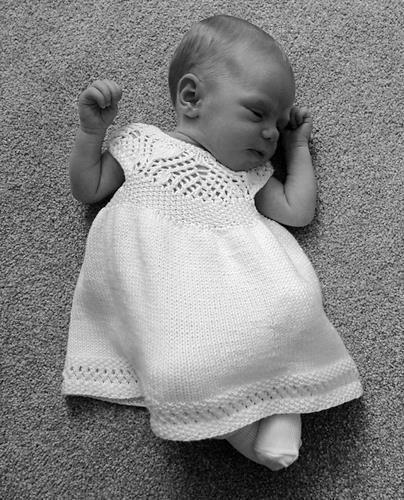 Muti Dress Pattern By Taiga Hilliard Designs Baby Knitting