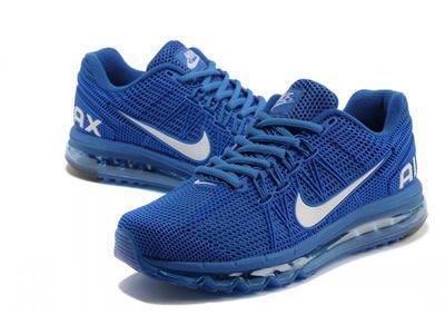 air max blu elettrico