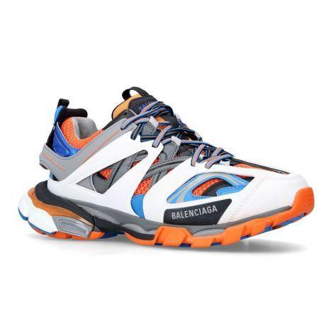 Balenciaga Sneakers Track Turuncu